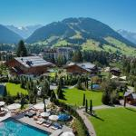The Alpina Gstaad Foto