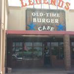 Legends Old Time Burger Cafe
