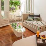Bedroom Terrace Palermo Soho