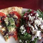 Pizza and Salad Special