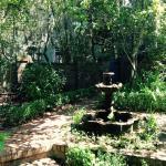 Our Secret Garden courtyard