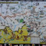 Mapa de la Huasteca