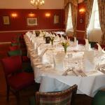 Private Dinner in the Restaurant