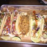 Tacos were okay