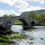 Llanrwst Bridge and Tea Rooms