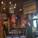 Cafe Hidalgo interior
