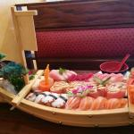 Sushi & Sashimi Combo for 2: $52.00