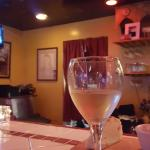Great Glass of Pinot Griggio with Dinner!