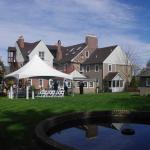 The Inn grounds