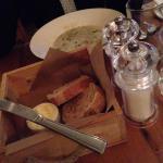 bread basket and cullen skink
