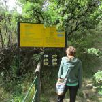 many hikes on offer close to the hotel