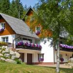Haus Sonneck im Sommer