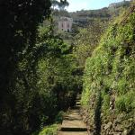 Walking paths in Ravello