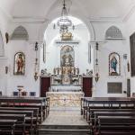 CHIESA DI SAN FRANCESCO - INTERNO - ALTARE CENTRALE