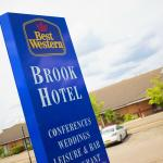 Best Western Brook Hotel & Restaurant in Norwich