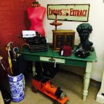 The Old Maltings Antique Centre
