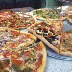 Mamma Gina's Pizza by the slice