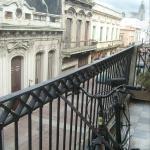 Ciudad Vieja desde el balcón