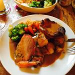 BOOK NOW 12 or 2.30 Sunday lunch!