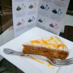 Maravillosa Carrot Cake Los Patrizios.