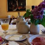 Un gran desayuno