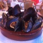 Förrätt - musslor