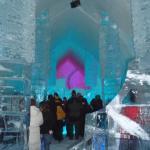 Ice Hotel Bar
