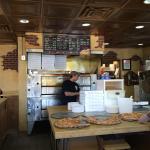 New Park Menu & pizzas