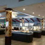 Habachi grill supreme buffet