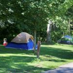 Photo de Glen Rouge Campground
