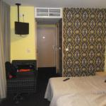 Room was really spacious, though I got 3pax room instead of single