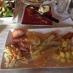 Esparigus dish