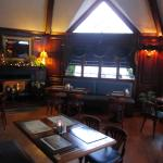 The Clipper Ship Pub dining room