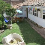 El jardín principal