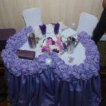 Sweetheart table ~