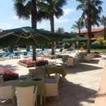 Terraza Restaurante Hotel
