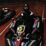 me and my mate love karting