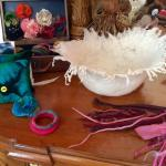 Natalie Magnin's textiles