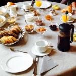 Jolly good breakfast
