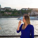 Welcome Drink:glass of champagne- Dinner & Cruise - Duna Palota