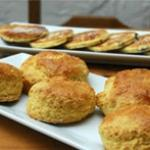 fresh scones and welsh cakes
