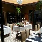Restaurante El Lentiscal en Tafira