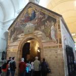 Porziuncola dentro la Basilica