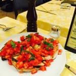 Bruschetta - very good!