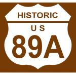 Historic Road - US Route 89A