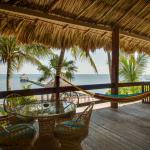 View from Ocean Front Honeymoon Loft Suite