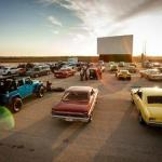 Stars and Stripes Drive In Theatre