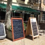 #NOUVELLE GESTION ! Terrasse de l'Ami Provençal - Mai 2015
