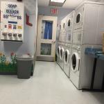 Free laundry room