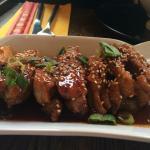 Chicken Yakitori at Shoku in Barnet